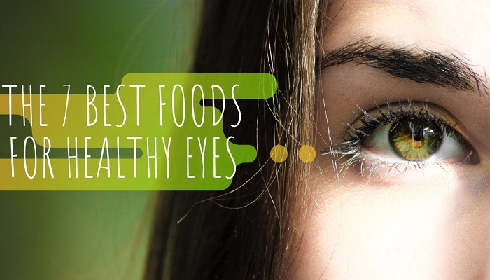 7 Best Foods for Healthy Eyes