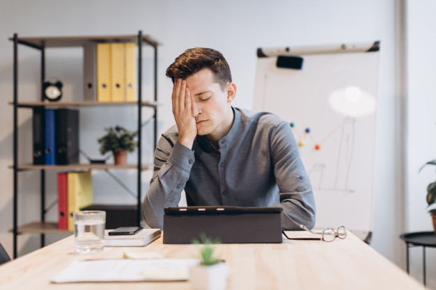 What is Digital Eye Strain and how to get relief?