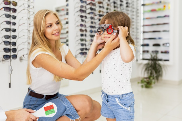 Need for Eye Exam for Kids