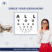 How can you identify that your child needs to visit an eye specialist?